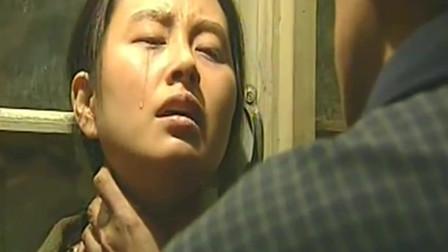 中国刑侦一号案:白宝山告诉谢玉敏自己过的案,谢玉敏被威胁