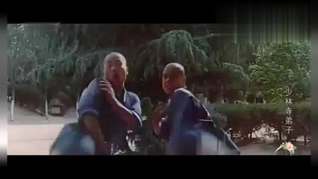 经典武打片1983年版《少林寺弟子》,洪家姐妹共除恶霸侯廉片段
