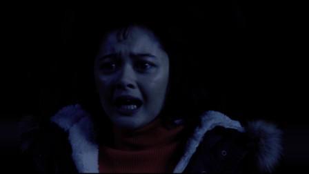 贞子与伽椰子的结合体出现,女孩吓的失声尖叫