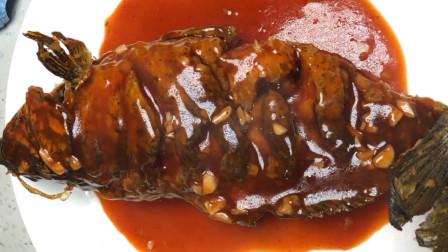 糖醋鲤鱼的家常做法,外酥里嫩,营养均衡,好吃又过瘾