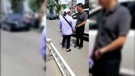 郑州3名妇女冒充收费员违规收取停车费,2小时内全被带走