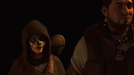 古墓丽影:劳拉乔装打扮,混入墨西哥亡灵节的庆典现场,搜集到了重要信息