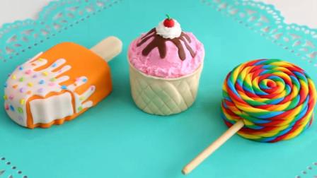 专门让小孩子在家做着玩的迷你蛋糕教程来啦!快看看你喜欢哪个?