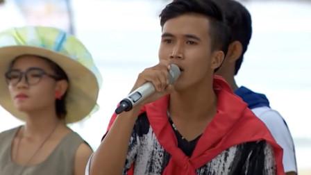 柬埔寨终于对中国这些歌曲下手了!原唱听了想哭,这也太魔性了