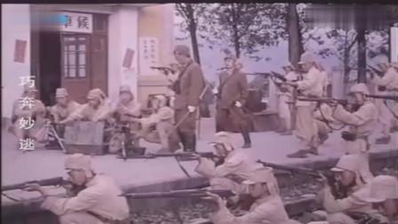 巧奔妙逃:日本人发射迫击炮射天上回来打到自己,肚子都笑疼了