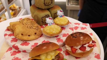 美心西餅xHelloKitty系列,可爱好吃,女儿最爱!