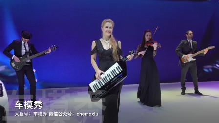 ⎡车模秀⎦雷克萨斯展台精彩表演.2018广州车展