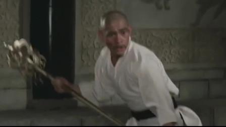 少林叛徒暗算大师 ,小伙来救场使出绝世武功替少林清理门户