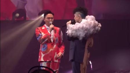 张智霖古巨基同台,经典歌曲引发怀念