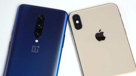 一加7Pro对决iPhone Xs MAX!ufs3.0带来的提升到底有多大?