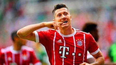 罗贝里替补进球功成身退,拜仁慕尼黑5-1大胜法兰克福锁定冠军