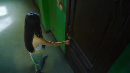 《美人鱼》粤语版,这一段罗志祥扮演的八爪鱼挺搞笑的