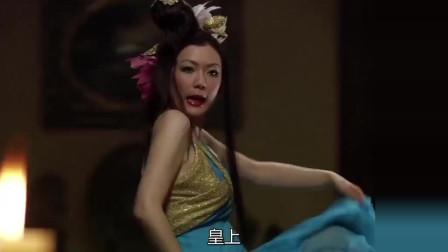 《花田喜事2010》粤语,编剧脑洞大开,古装戏剧然玩起模特秀