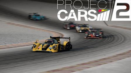 在雨雪交加的天气里挑战Spa | 赛车计划2 (Project CARS 2)