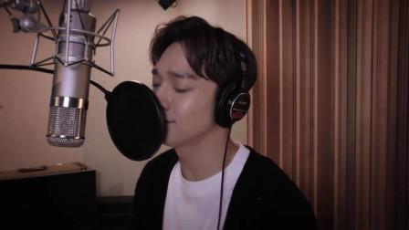 金钟大翻唱IU《夜信》视频公开, 洗涤心灵的金多情
