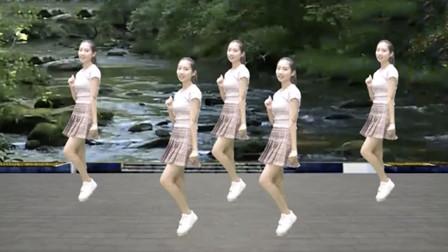 简单32步广场舞《最炫民族风》经典老歌