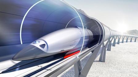 """""""超级高铁""""时速1000公里每小时,比飞机安全10倍!"""