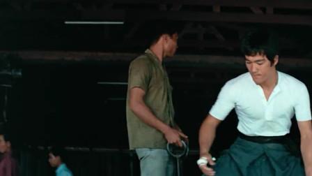 唐山大兄:郑朝安把冰给打碎了,竟然看到,工头看见上去就是一拳
