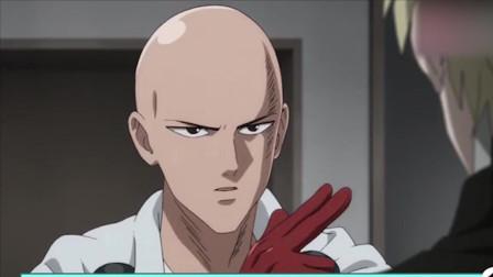 一拳超人:龙级怪人将杰诺斯打碎,还要去挑战琦玉!