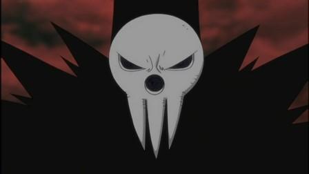 阿修罗拥有可怕的力量,死神十分吃力的进行抵抗