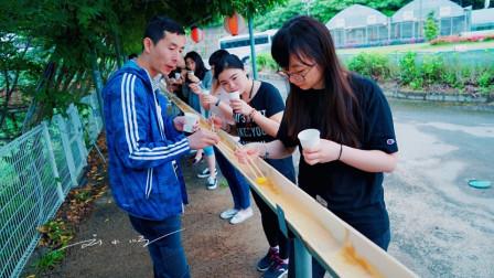 """日本""""最脏""""的网红美食,中国游客忍不住了:这吃的是口水吧?"""