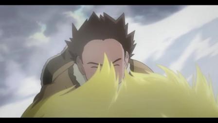 藏獒多吉:金色藏獒剩一口气,竟然把自己的小主人救了