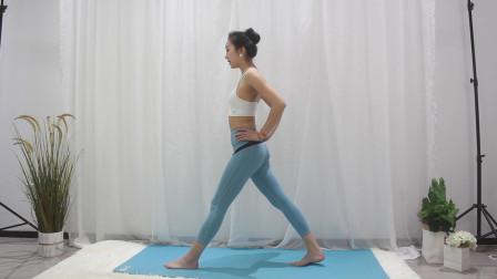 瑜伽老师教你练臀部,第二组练习动作来了,赶快来看看吧