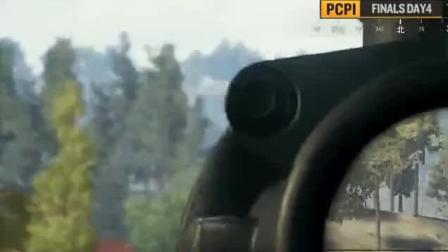PCPI:路人精准红点单点,直接把对手从车上打掉,这也太准了吧?