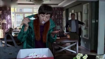 和大平妈把蛋糕给吃了,丁玉兰花了包小豆的钱,包小豆很生气