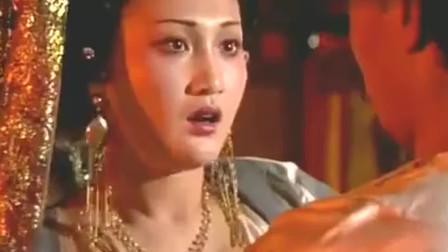 唐明皇:杨玉环嚷嚷着让唐玄宗放她回去,唐玄宗当然不肯了