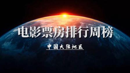 """【电影票房周榜-中国】""""大侦探皮卡丘""""""""复联4""""稳居前二!"""