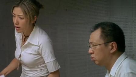目露凶光:这一段刘青云演技炸裂,与梁家辉大秀演技