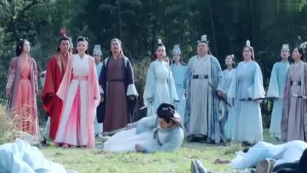 青云志:张小凡不小心暴露实力,竟然只有碧瑶一人出手相助,说好的师门?