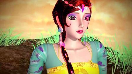 叶罗丽第七季:最大反派不是曼多拉,她曾3次救下叶罗丽战士!