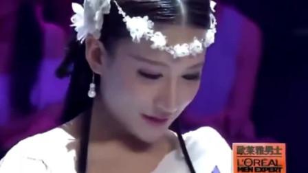 中国最美的伪娘,连评委的眼睛都亮了!