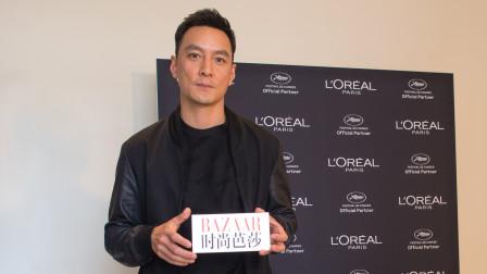 吴彦祖戛纳独家专访:他不止帅,他是一个时代