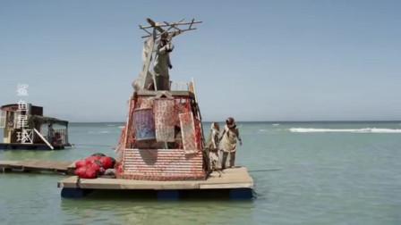 鲨鱼星球:鲨鱼捕食,海上渔民可遭了殃,遭遇鲨鱼,惨不忍睹