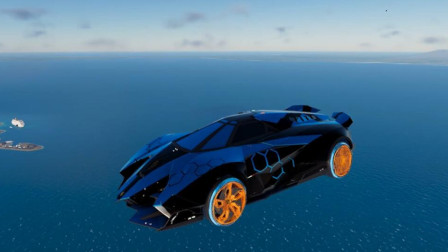 飙酷车神2:将兰博基尼自私从百米高空丢下会发生啥