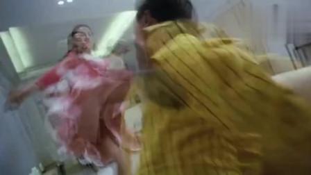《野蛮秘笈》粤语版,林雪的演技真的无得弹,继达叔后最好的配角