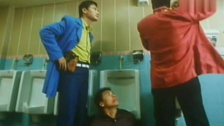 香港黑帮,黑帮老大太狂了,对面这种身份都不害怕