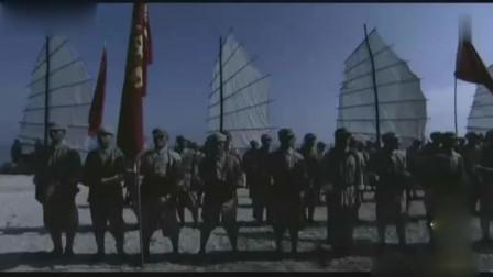林彪的军事能力到底有多高,攻打海南只用了两句话