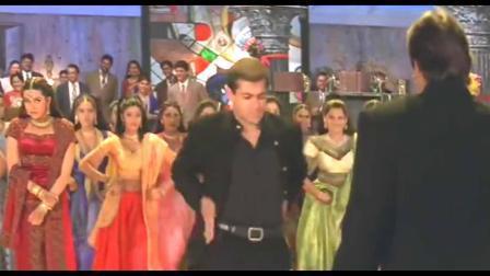 印度电影歌舞 Chal Mere Bhai【萨尔曼·汗】