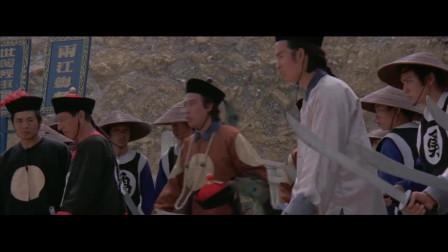 两江总督自恃武功高强,要亲手刺客,结果在了刺客的刀下