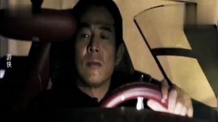 游侠:斯坦森与李连杰飙车技,直接给斯坦森干翻了,真的猛!