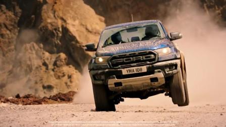 福特欧洲部发布新福特Ranger猛禽版宣传片,不是一般的凶猛
