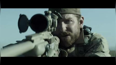 美国幽灵级狙击手宿命对决 击毙对手后遭恐怖分子疯狂报复