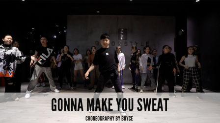 SINOSTAGE舞邦 Boyce课堂视频Gonna Make YouSweat
