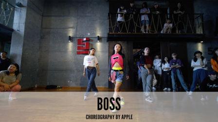 SINOSTAGE舞邦 Apple课堂视频BOSS
