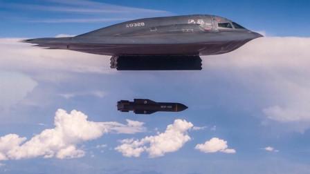 美伊局势紧张,美军发布了14吨炸弹轰炸视频,随后一波操作很诡异