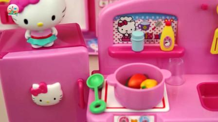 橡皮泥玩具和娃娃沙漠玩具,婴儿抱洋娃娃,购物游戏